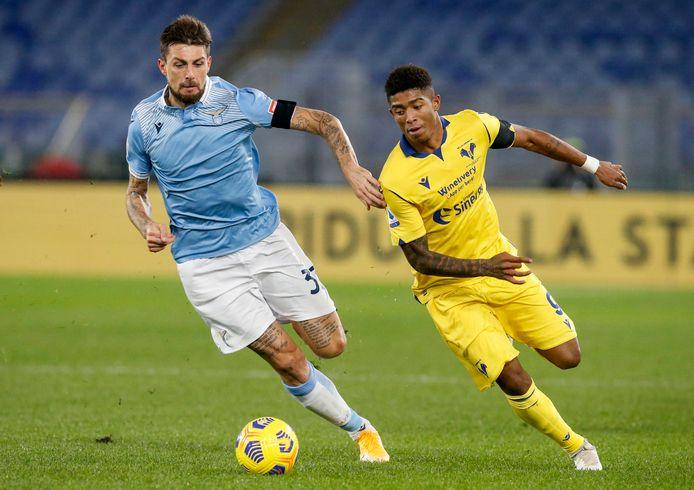 Lazio - Hellas Verona.