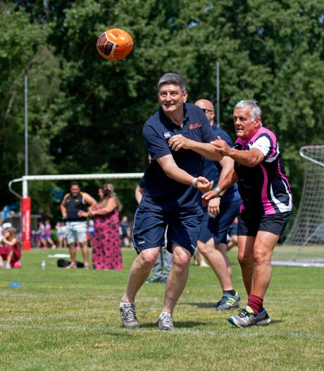 OldStars: rugbyers die wandelen, kan dat?