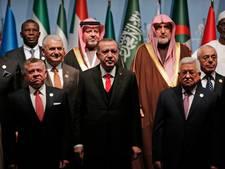 Erdogan: Israël is een terreurstaat
