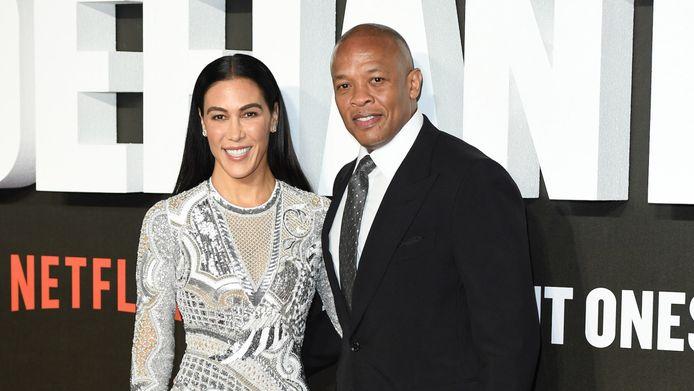 Dr. Dre en Nicole Young zijn in een moeizame scheidingsprocedure verwikkeld.