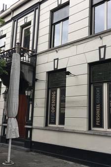 Café De Baron op Kleine Berg eind 2017 weer open
