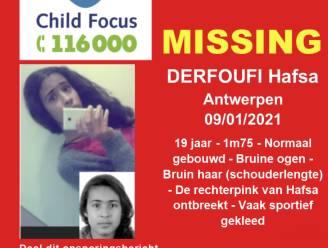 19-jarige uit Antwerpen al meer dan een week vermist