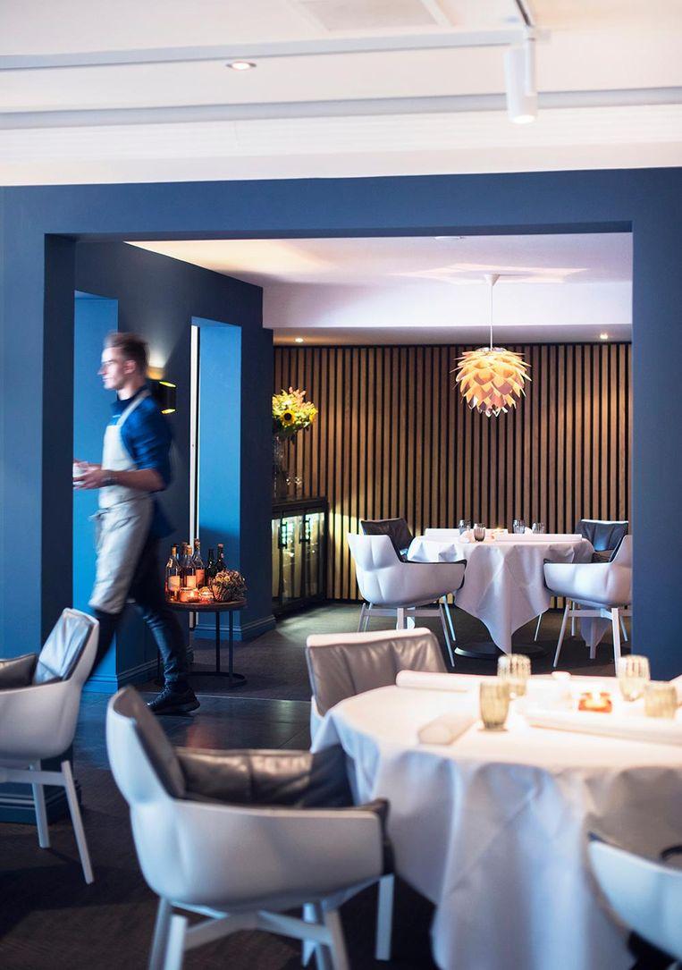 Restaurant Tribeca in Heeze. Beeld Els Zweerink