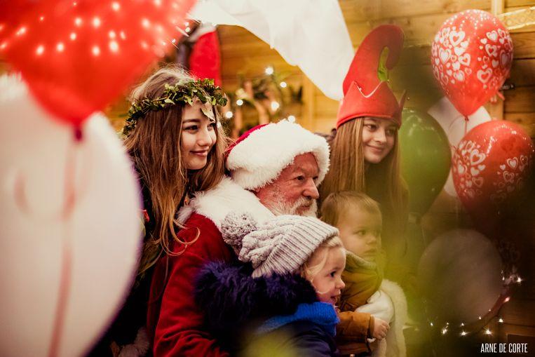 Kerstmarkt Wetteren