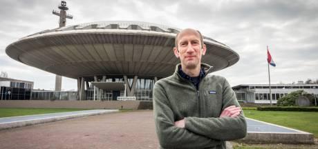 Eindhovenaar in actie tegen 'hoogbouw': 'Als ik het Evoluon zie, ben ik weer thuis'