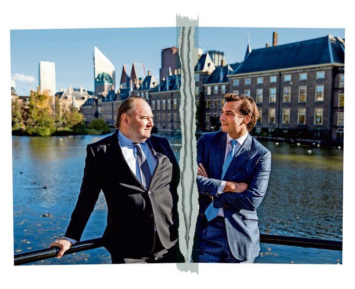 Henk Otten wil na de breuk met Forum voor Democratie een nieuwe partij beginnen, maar de voortekenen zijn niet per se gunstig.