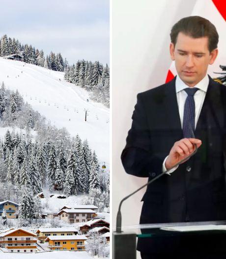 Les Autrichiens sur les pistes à Noël malgré la polémique européenne
