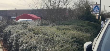 Drame sur le parking d'un Aldi: une dame meurt écrasée par un camion