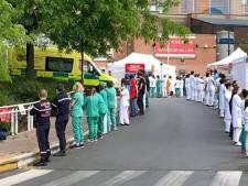 Les arrêtés royaux qui fâchent les soignants sous la loupe du kern élargi