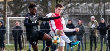 Olivier Aertssen met Ajax mee naar Zwitserland voor Youth League