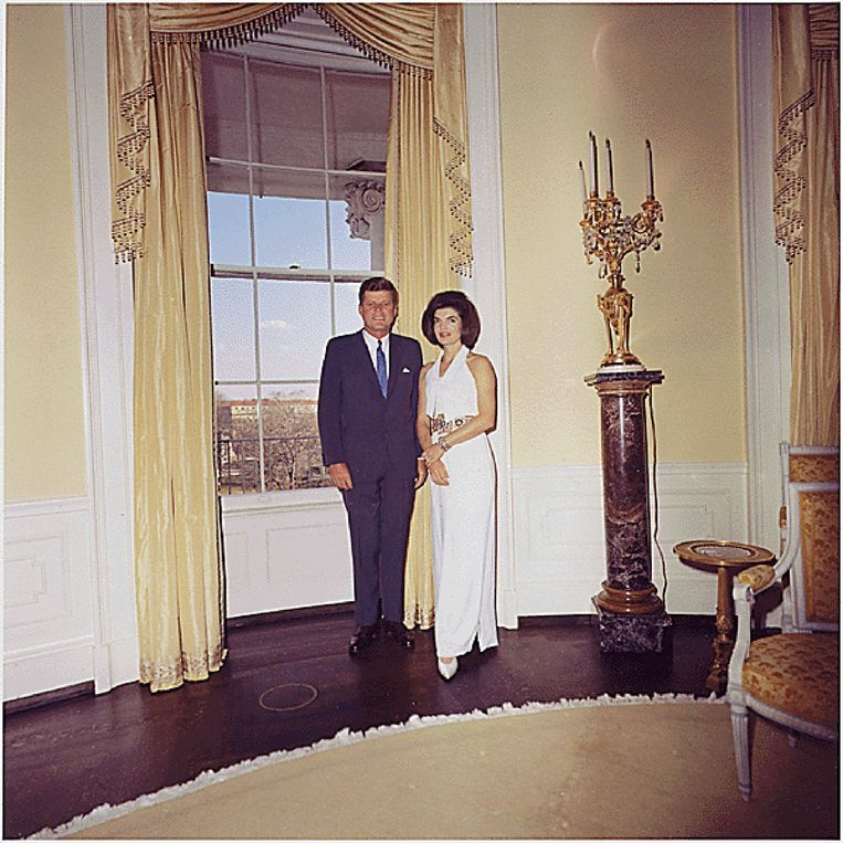 Het was first lady Jackie Kennedy die Wilson Jerman promoveerde tot butler.