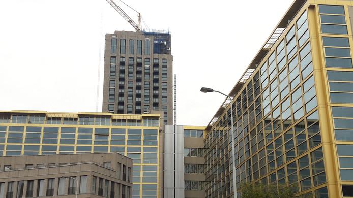 Eindhoven wil meer hoogbouw, niet iedereen is daar blij mee.