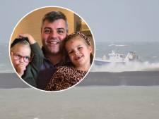 Vader van 7 kinderen uit Urk slaat met viskotter bijna te pletter op havendam: 'Zag de dood in de ogen'