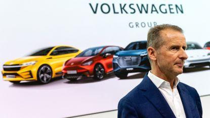 VW-topman verontschuldigt zich voor nazi-slogan