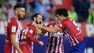 Ferreira Carrasco pakt punt met Atletico, Ronaldo staat nu al vier matchen droog