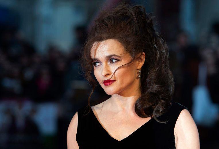 Helena Bonham Carter zal te zien zijn in 'The Crown'.