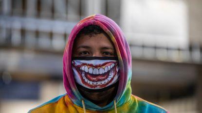 Washington wil alle Amerikanen aansporen om mondmasker te dragen