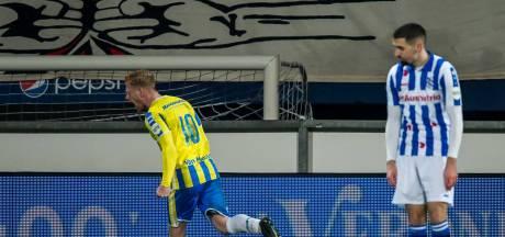 Van der Venne bezorgt RKC Waalwijk met eerste eredivisiegoal een punt in Heerenveen