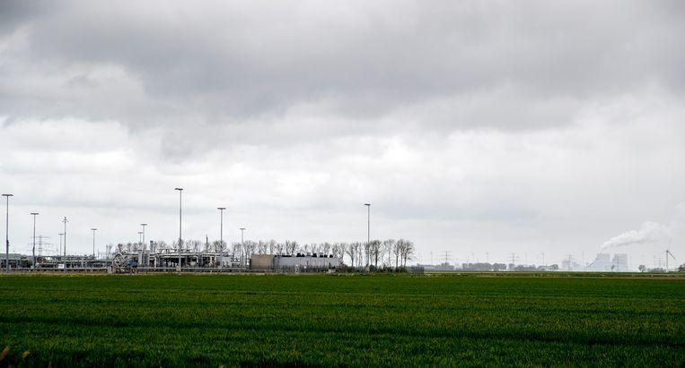 Het gasveld van Loppersum. Beeld ANP