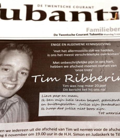 'De dood van Tim uit Tilligte heeft toch nog iets positiefs in zich gehad'