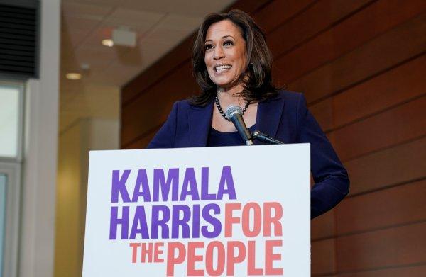 Presidentskandidaat Kamala Harris vierde vrouw die strijd aan wil met Donald Trump