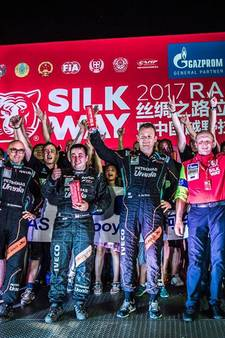 Gerard de Rooy laatste in aparte Silk Way Rally