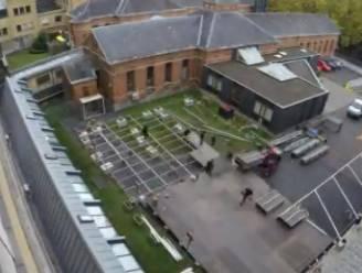 Ziekenhuis Verviers bouwt in zes dagen extra opnamepost