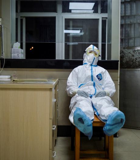 116 nouveaux décès en un jour dans la province de Hubei