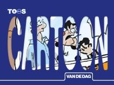 CARTOON | Toos & Henk van donderdag 24 september