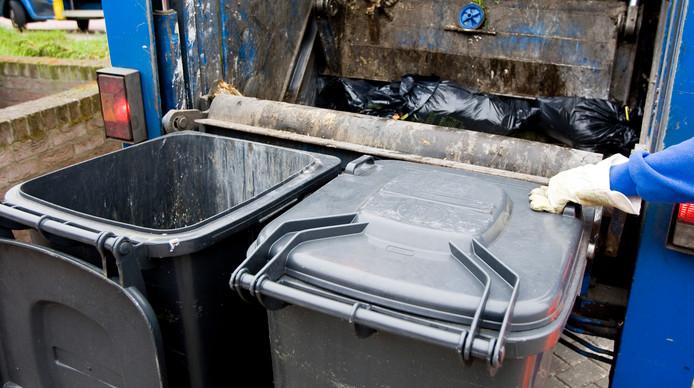 Vooral de afvalstoffenheffing is duurder geworden in bepaalde gemeenten.