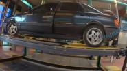 Politie haalt auto met te veel mankementen uit het verkeer