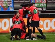 NEC verrast Fortuna en plaatst zich na verlenging voor kwartfinale