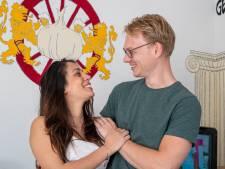 Frank uit Wageningen na vier maanden spanning herenigd met zijn Alejandra uit Panama: 'Onwerkelijk'