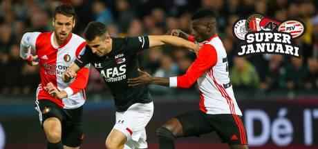 Is AZ Feyenoord al voorbij? Oordeel zelf
