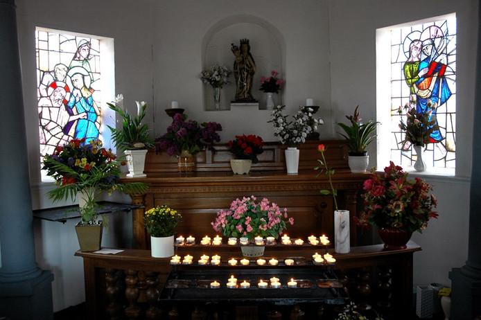 De Kapel der Zeven Weeën, Megen