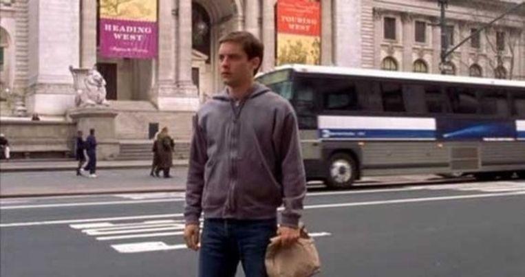 Spider-Man, 2002. Beeld