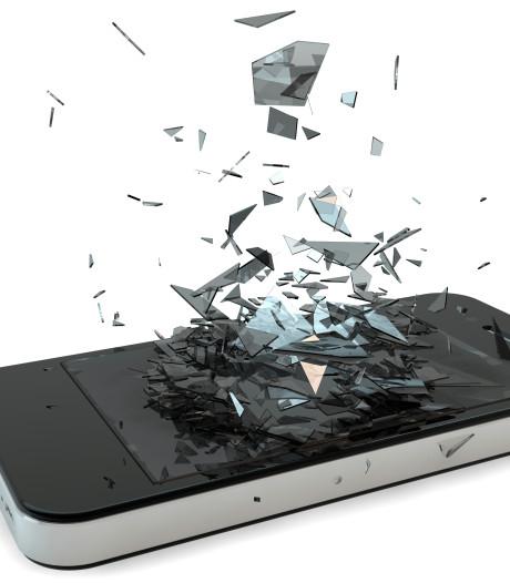 'Allrisk-verzekering vergoedt lang niet altijd telefoonschade'
