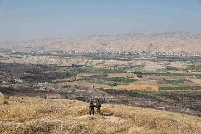 De natuurreservaten waarover het gaat liggen allemaal in gebied C, dat goed is voor 60 procent van de Westelijke Jordaanoever