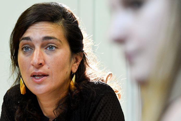 Staatssecretaris voor Gelijke Kansen Zuhal Demir