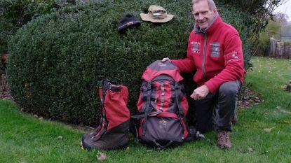 """Bergbeklimmer Willy Troch (71) gaat voor zijn tiende 'summit': """"Als ik deze top haal, is mijn grote droom werkelijkheid geworden"""""""