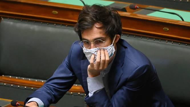 """Geen Kristof Calvo in nieuwe regering, en dat noemt hij zelf 'wrang': """"Hij zou te veel schietschijf worden van de oppositie"""""""