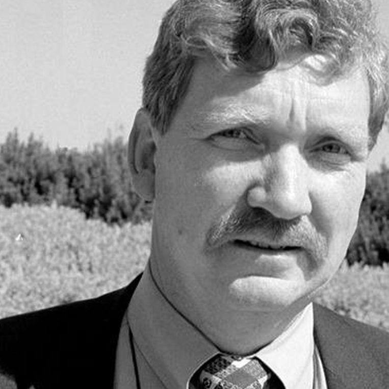 John Ellwood, oud-projectleider ruimtevaartcentrum Estec. Beeld Frank Schall
