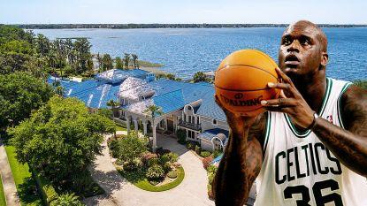 BINNENKIJKEN. Basketballer Shaquille O'Neal verkoopt optrekje voor 20 miljoen euro