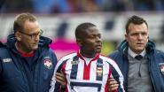 Willem II neemt al na één seizoen afscheid van Derrick Tshimanga