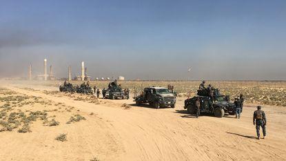 Waarom het Iraakse leger nu ook de Koerden bevecht