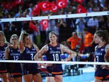 Volleybalsters moeten vrezen voor mislopen Olympische Spelen