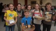 Eerst helpen, dan pas lentefeest vieren: twaalfjarigen houden benefiet voor drie goede doelen
