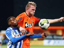 FC Eindhoven boekt eerste thuiszege van het seizoen