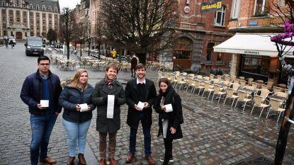 Jong CD&V wil openbaar toilet op Oude Markt