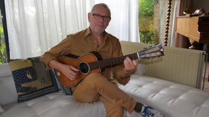 Vijftig jaar professioneel gitarist en tien jaar organisator JazzMadd, maar coronacrisis stak een stokje voor feestjaar Jean Van der Schueren